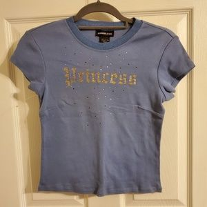 NWT Express 2000s graphic tee